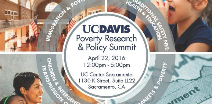 Image of UC Davis Poverty Research and Policy Summit- Register Now