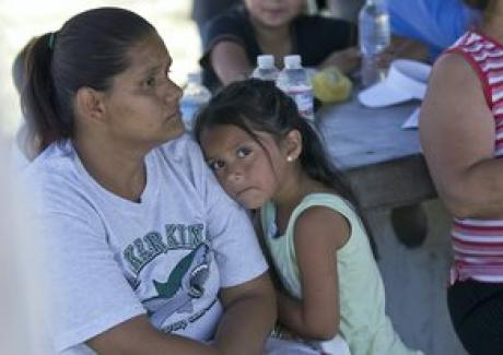 Image of Neglect, Health Concerns Envelope Poor County Areas in California