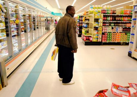 Image of Cut in Food Stamps Forces Hard Choices on Poor