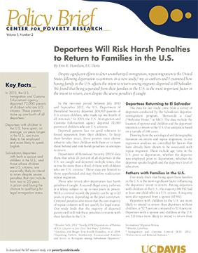 Image of Download Brief on Deportees Returning to their U.S. Families