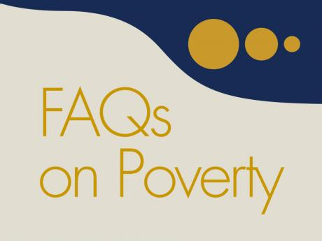 Image of FAQs on Poverty