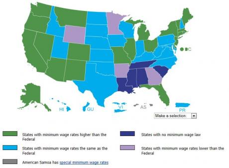 Image of What is the history of the minimum wage?