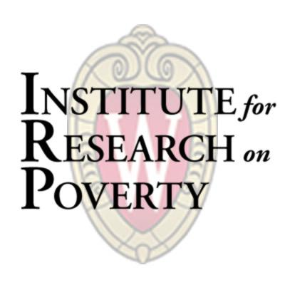 Image of Policy Brief from the Institute for Research on Poverty at the University of Wisconsin–Madison
