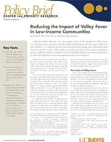 Image of Download Brief on Valley Fever