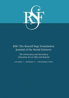 Image of Call for Papers: Russell Sage Foundation Journal of the Social Sciences