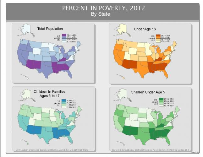 Image of Small Area Income and Poverty Estimates (SAIPE)