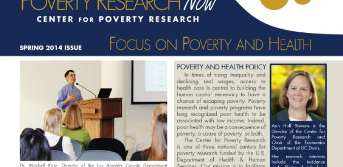 Image of Poverty Research Now: Poverty and Health