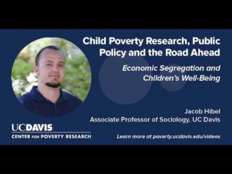 Economic Segregation and Children's Well-Being