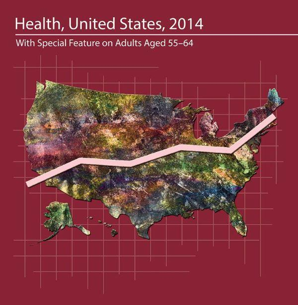 How Is Poverty Related To Access To Care And Preventive Healthcare - Healthcare map due to states of us
