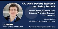 Lessons about the Safety Net: Evidence from the Research Community
