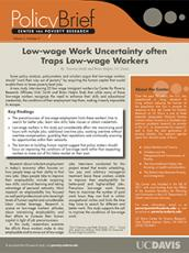 Image of Download Low-wage Work Uncertainty often  Traps Low-wage Workers